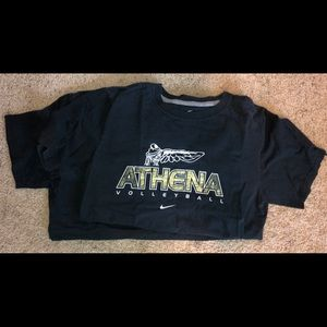 Athena Volleyball Nike shirts